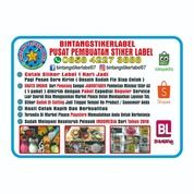 Cetak Stiker Label Praktis Ekonomis (27014631) di Kab. Tegal