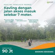 10 Menit Ke Kota Wates Kavling Hunian Dan Investasi Terbaik (27018879) di Kab. Kulon Progo