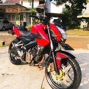Kawasaki NS200 Tahun 2014 (27022055) di Kota Jakarta Barat