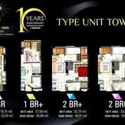 Apartemen Gunawangsa Tidar Tower B Harga 300JTAN (27022467) di Kota Surabaya