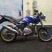 Scorpio Tahun 2006 Plat G Slawi Pajak Jalan Komplit Kondisi Barang Bekas Baik.. (27025011) di Kota Tegal