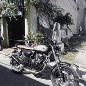 Yamaha Scorpio 2014 Custom Classic Modern / Japstyle / Caferacer / Bratstyle / Bobber (27025787) di Kota Surabaya