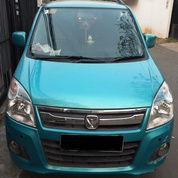 Suzuki Karimun Wagon R 2014 GX Biru Met Kondisi Sgt Baik 100 % Full Orisinil (27028979) di Kota Jakarta Utara