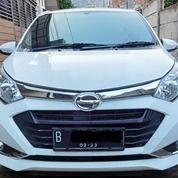 Daihatsu Sigra 1.2 R Deluxe AT 2017 Putih, Pakai Pribadi. Bagus Bgt (27030883) di Kota Jakarta Pusat