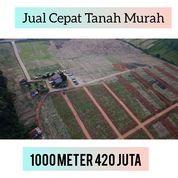 Tanah Murah View Indah Pegunungan (27031591) di Kab. Bogor