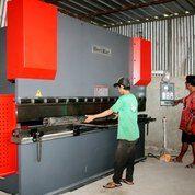 Press Brake Machine/Mesin Tekuk Plat (27035147) di Curug