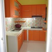 Kitchen Set Warna Oranye (27036951) di Kota Semarang