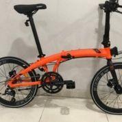 Sepeda Lipat Merk Element Ecosmo Z9 451 (27037627) di Kota Bogor