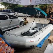 Perahu Karet Kapasitas 10 Orang