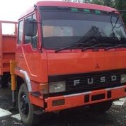 Unit Truck Crane Mitsubishi Fuso Tahun 1989 (27039255) di Kota Jakarta Timur