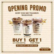 Kopi Yor MH Thamrin - Buy 1 Get 1 (27039399) di Kota Makassar