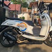 Honda Scopy Th 2011 Pajak Hidup (27040143) di Kota Bandung