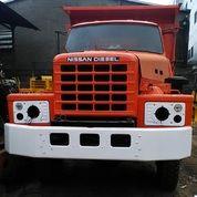 Unit Dump Truck Nissan Diesel Model TZA520 (27040295) di Kota Jakarta Timur