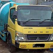 Truck Mixer Mitsubishi 120PS Tahun 2018 Kapasitas 3 M3 (27040463) di Kota Jakarta Timur