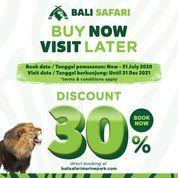 Bali Safari - Discount 30% (27040699) di Kota Denpasar