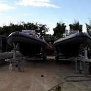 Rigid Infatable Boat Made in Indonesia