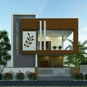 Rumah Dan Tanah Kavling Siap Bangun Belakang BNS Kota Wisata Batu Malang Free SHM (27044403) di Kota Batu