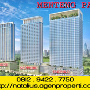 Apartemen Menteng Park Brand New 1 BR Unfurnish (27046751) di Kota Jakarta Pusat