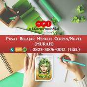 AMANAH! TELP/SMS/WA: 0823-3006-0012 (Tsel), Kursus Menulis Fiksi, Pelatihan Menulis Novel Online (27048411) di Kab. Bojonegoro