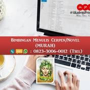 TERMURAH! TELP/SMS/WA: 0823-3006-0012 (Tsel), Pelatihan Menulis Novel Online, Kursus Menulis Novel (27048467) di Kab. Bojonegoro