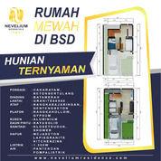 RUMAH BARU TERMURAH DAERAH TANGSEL HARGA 700JTAN DAPAT 2 LANTAI (27053059) di Kota Tangerang Selatan