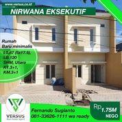 Rumah Baru Nirwana Regency Dekat Merr, Nirwana Regency, Pandugo, Pakuwom City, Mulyosari (27054295) di Kota Surabaya