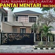 Rumah PANTAI MENTARI Surabaya Dkt Babatan Pantai Pakuwon Mulyosari Sutorejo (27056859) di Kota Surabaya