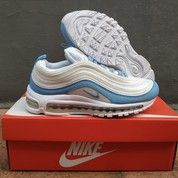 Sepatu Nike Air Max 97 White Blue (27057623) di Kota Bandung