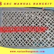 Krawangan GRC Motif Silang (27060883) di Kota Magelang