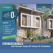 Hunian Cantik Siap Huni Puri Safira DP 0 Free Biaya (27062063) di Kab. Gresik