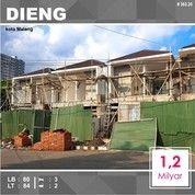 Rumah Baru 2 Lantai Luas 84 Di Langsep Dieng Kota Malang _ 363.20 (27063763) di Kota Malang