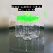 Botol Fliptop 150ml (27064147) di Kota Tanjung Balai