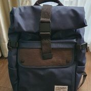 [Preloved] Bodypack Prodiger Detroit Laptop Backpack - Navy - For Laptop 14 Inch (27068995) di Kota Jakarta Pusat