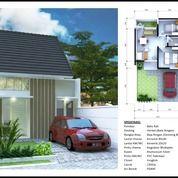 Rumah Baru Murah 175 Juta Hanya 10 Unit (27069839) di Kab. Bantul