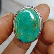 Natural Batu Pirus Persia Hijau Segerr (27073283) di Kota Pasuruan
