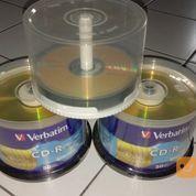 Verbatim Silver CD-R (27074715) di Kota Bandar Lampung