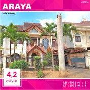 Rumah 2 Lantai Luas 350 Di Jalan Kembar PBI Araya Kota Malang _ 371.20 (27076167) di Kota Malang