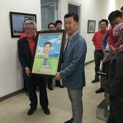 Karikatur Wajah Dan Sketsa Wajah Handmade Cocok Untuk Kado Spesial (27076999) di Kab. Tangerang