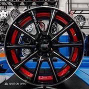 Velg Mobil Racing HSR VUNO 2053 HSR Ring 15 Untuk Calya Sigra Datsun Avanza Kijang (27078303) di Kota Surakarta