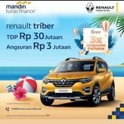Renault TRIBER RXZ MT Gratis 3X Cicilan DP0% (27080435) di Kota Denpasar