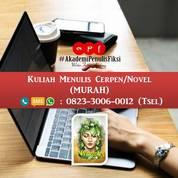 PUSATNYA! TELP/WA: 0823-3006-0012, Kursus Menulis Buku Online, Pelatihan Menulis Fiksi Terbaru (27083895) di Kab. Bojonegoro