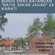 Harga Launching Harga Terbaik Untuk Anda Tanah Kavling Hanya 2,95Jt/M2 (27086247) di Kota Bandung