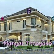 NEW GRESS Rumah HOOK Manyar Tirtoyoso FREE Tandon Atas ROW 3Mbl (27094503) di Kota Surabaya