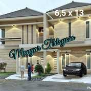 ROW 2Mbl Rumah BARU Manyar Tirtoyoso Selatan Lebar 6 DiBawah 2M (27096075) di Kota Surabaya
