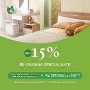 Kebunsu Bogor Disc. 15% Reopening Special Rate (27096483) di Kota Jakarta Selatan
