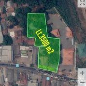 Lahan Industri 3500 M2 Cikrang Barat (27102171) di Kab. Bekasi
