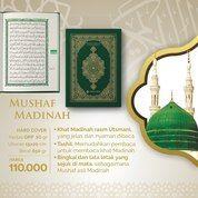 Kitab Mushaf Al-Qur'an Madinah Ummul Qura A5 (27102191) di Kab. Kendal