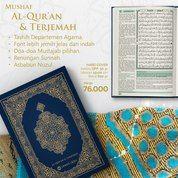 Kitab Mushaf Al-Qur'an Ummul Qura A5 (27102195) di Kab. Kendal
