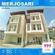 Rumah + Kost 3 Lantai Luas 63 Di Merjosari Sigura Gura Kota Malang _ 378.20 (27102903) di Kota Malang