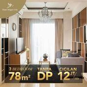 Apartemen Fully Furnished 623 Jutaan Di CBD Jakarta Barat (27108351) di Kota Jakarta Utara